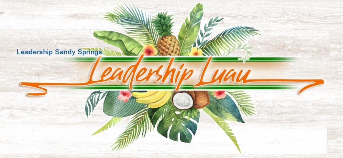 Leadership Luau